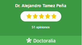 Dr Alejandro Tamez Reviews