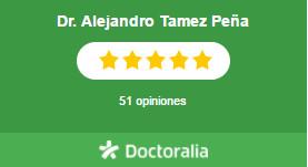 Dr Alejandro Tamez Reviews