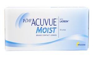 Acuvue 1 day moist desechables - Lentes de contacto graduados
