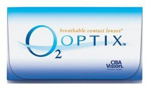 O2 optix - Lentes de contacto