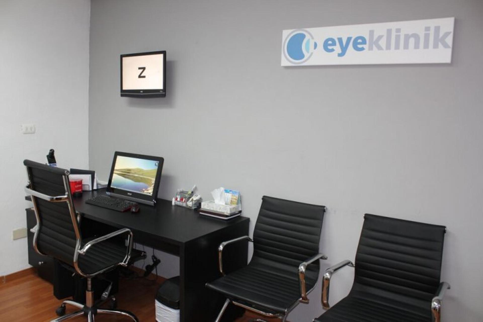 clinica oftalmologica - eyeklinik
