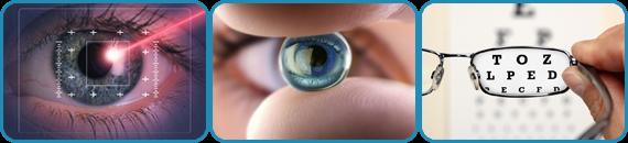 como corregir la miopia