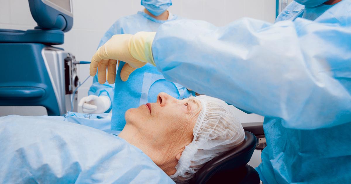 efectos secundarios de la operacion de cataratas