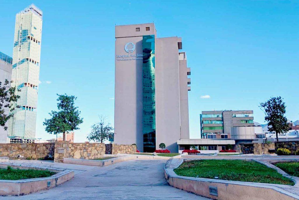 oftalmologos en monterrey - hospital san jose