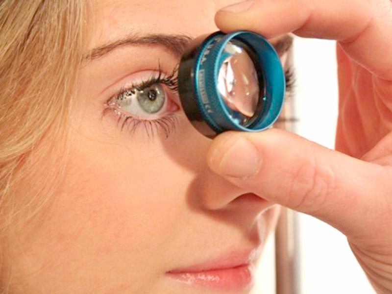 Deteccion y tratamiento de glaucoma